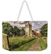 Bucklebury Parish Church Berkshire Weekender Tote Bag