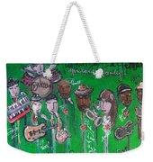 Buckner Funken Jazz Weekender Tote Bag