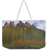 Buckskin Mtn And Friends Weekender Tote Bag