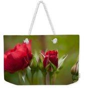 Bud Bloom Blossom Weekender Tote Bag