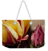 Bud To Blossom Weekender Tote Bag
