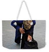 Budapest Beggar Weekender Tote Bag