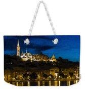 Budapest - Id 16236-104947-3830 Weekender Tote Bag