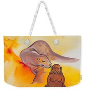 Buddha And The Divine Sea Lion No. 2089 Weekender Tote Bag