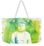 Buddha By Raphael Terra Weekender Tote Bag