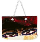 Buddha Eyes Weekender Tote Bag