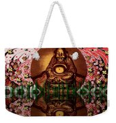 Buddha Garden Weekender Tote Bag