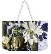 Buddha - Spring Weekender Tote Bag