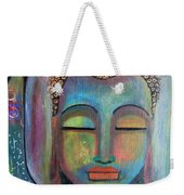 Buddha With Tree Of Life Weekender Tote Bag
