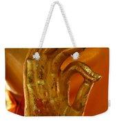 Buddhism Symbols Weekender Tote Bag