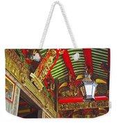 Nord Hoi Temple Ceiling Weekender Tote Bag