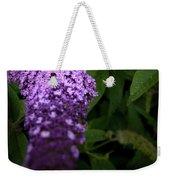 Buddleia Flower Weekender Tote Bag