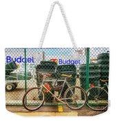 Budget Bicycle Weekender Tote Bag