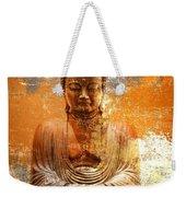 Budha Textures Weekender Tote Bag