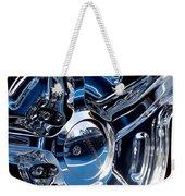 Budnik Wheel 01 Weekender Tote Bag