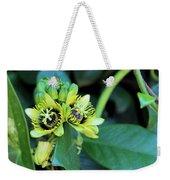 Buds And Blooms Weekender Tote Bag