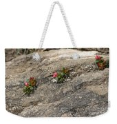 Buds Of Beauty Within Harshness Weekender Tote Bag