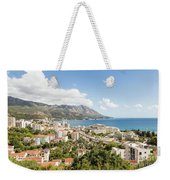 Budva Along The Adriatic Sea In Montenegro Weekender Tote Bag
