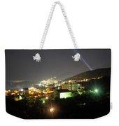 Budva At Night, Montenegro Weekender Tote Bag