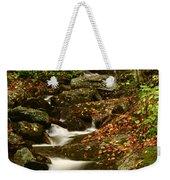 Buff Creek Falls Weekender Tote Bag