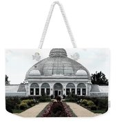 Buffalo And Erie County Botanical Gardens Ink Sketch Effect Weekender Tote Bag