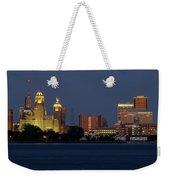 Buffalo Blue Hour Weekender Tote Bag
