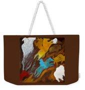 Buffalo Hunt  -021 Weekender Tote Bag