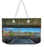 Buffalo New York Window Weekender Tote Bag