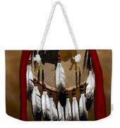 Buffalo Shield Weekender Tote Bag