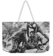 Buffalo Soldier, 1886 Weekender Tote Bag