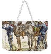 Buffalo Soldiers, 1886 Weekender Tote Bag