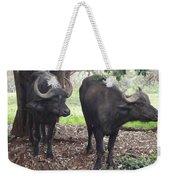 Buffaloes Weekender Tote Bag