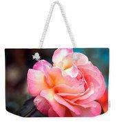 Buffum Rose Weekender Tote Bag