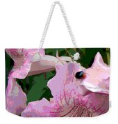 Bug Considering Going There Weekender Tote Bag