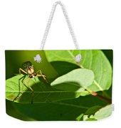 Bug Eyes Weekender Tote Bag