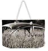 Bug In The Grass Weekender Tote Bag