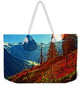 Bugaboos Evening Buzz Weekender Tote Bag