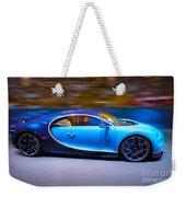Bugatti Chiron 2 Weekender Tote Bag