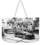 Bugatti Chiron 5 Weekender Tote Bag