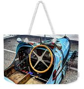 Bugatti Driver Side 1925 Weekender Tote Bag