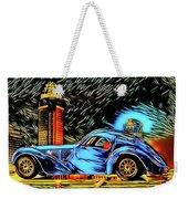 Bugatti Type 57 Atlantic 1930ies Weekender Tote Bag