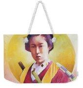 Bugeisha One Weekender Tote Bag
