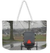 Buggy Ride After The Storm Weekender Tote Bag