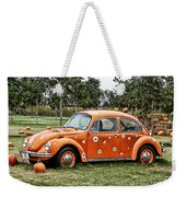 Bugs In The Patch Again Weekender Tote Bag