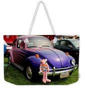 Bugsy I Weekender Tote Bag