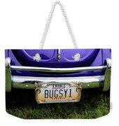 Bugsy II Weekender Tote Bag