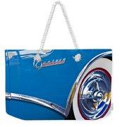 Buick Century Wheel Weekender Tote Bag