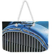 Buick Grill And Hood Ornament Weekender Tote Bag