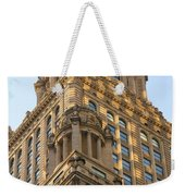 Building Chicago  Weekender Tote Bag
