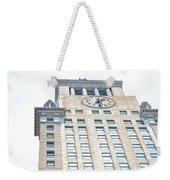 Building Closeup In Manhattan 11 Weekender Tote Bag